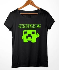 Long Baby Look Creeper Minecraft