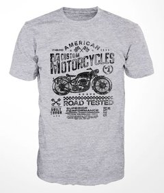 Camisetas Motos Custom