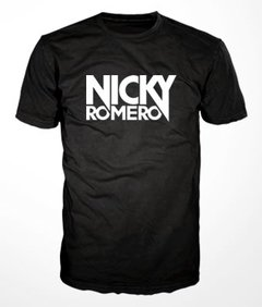 Camiseta Nicky Romero