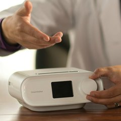 CPAP Auto DreamStation - Philips Respironics - comprar online