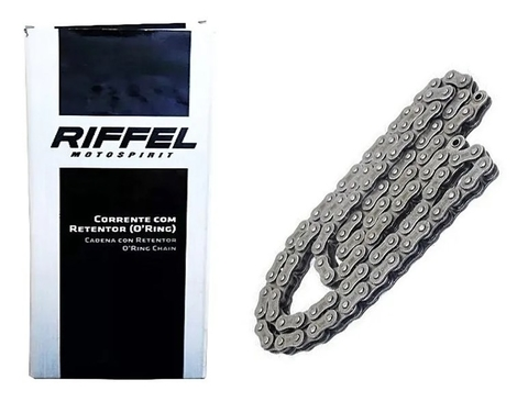 Corrente Riffel Top Yamaha It 400 520 Ho-106 Com Retentor