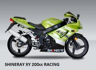Kit Relação Original Shineray Xy Racing 200 Com Retentor Kmc