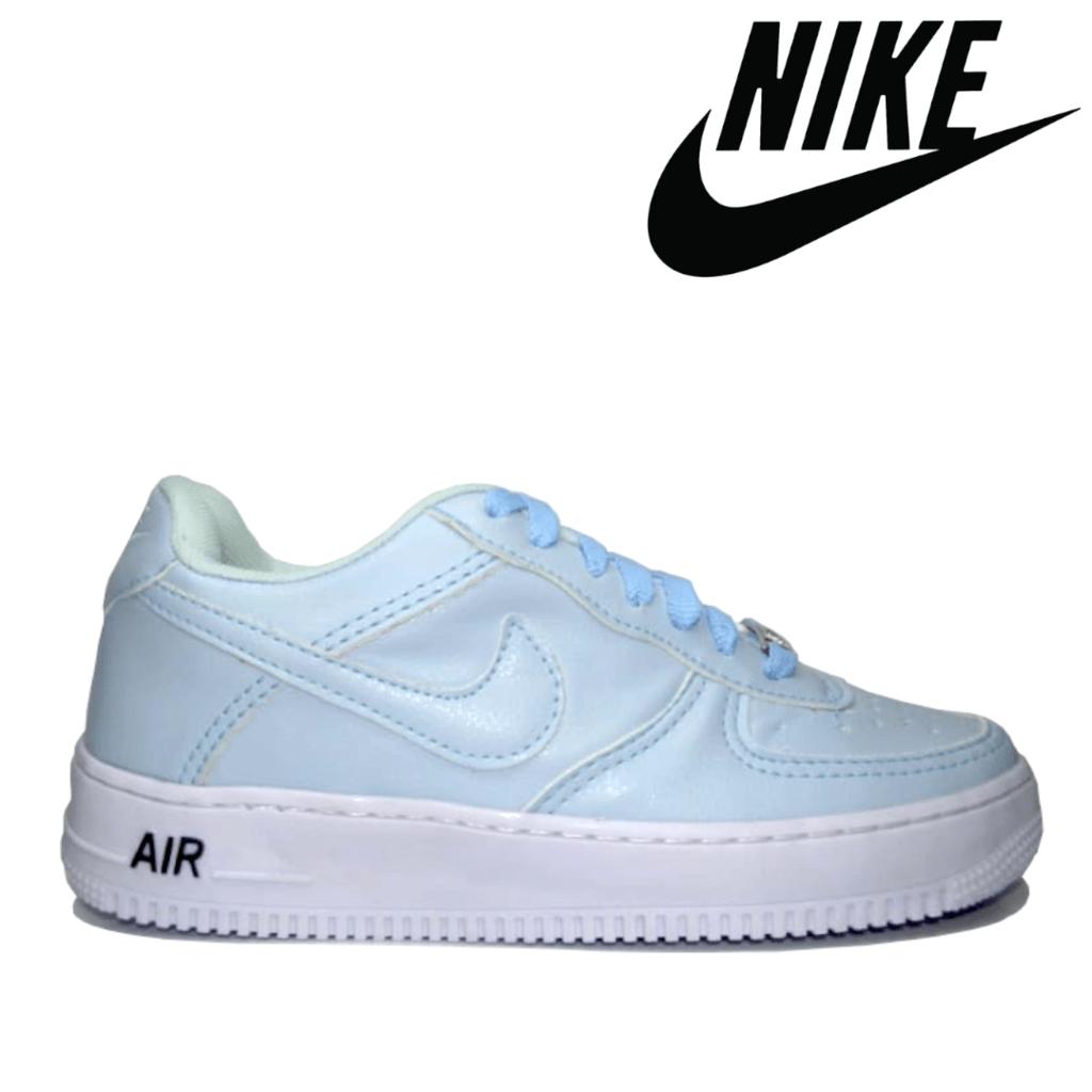 air force 1 azul claro