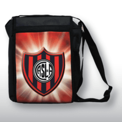 Morral Sublimable Negro Vertical