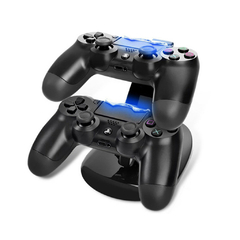 Stand Doble de Carga PS4 Dual Charger Joystick