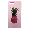 Fundas Silicona Pineapple iPhone 7 Plus