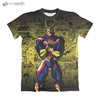 Camisa Boku No Hero Academia - All Might