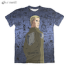 Camisa Shingeki No Kyojin - Smith Erwin