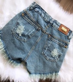 Short Jeans Destroyed - comprar online