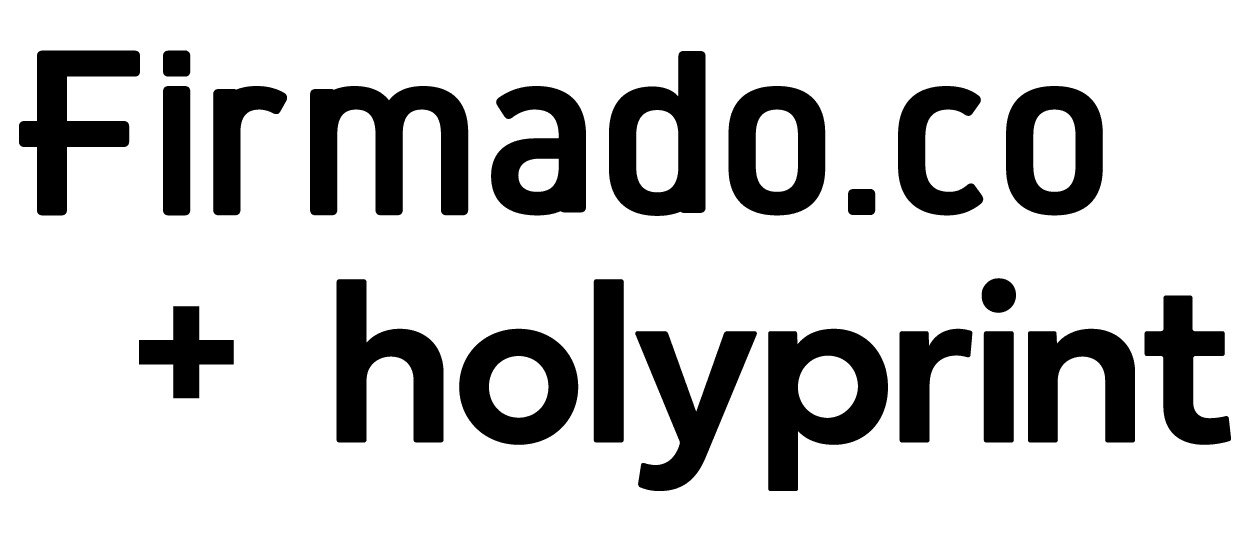 Firmado.co+holyprint