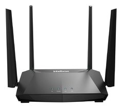 ROTEADOR WIRELESS AC DUAL BAND GIGABIT ACTION RG 1200