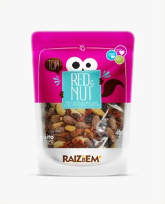 Mix Red and Nut 400g