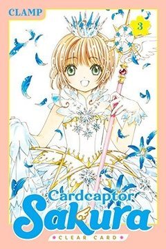 CARDCAPTOR SAKURA - CLEAR CARD ARC(3)
