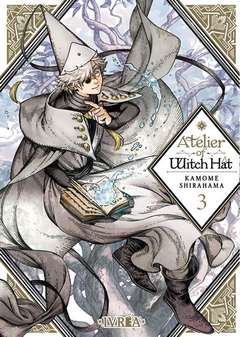 ATELIER OF WITCH HAT  03 - comprar online