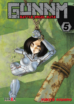 GUNNM (BATTLE ANGEL ALITA) - 05 - comprar online