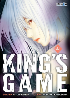 KING´S  GAME 04 - comprar online