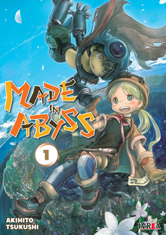MADE IN ABYSS 01 - comprar online