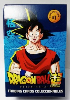 DRAGON BALL Z Super 1 - Mazo - Biromenes