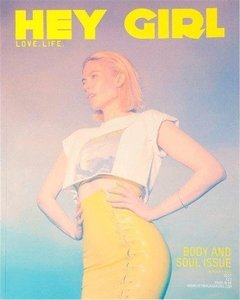 REVISTA HEY GIRL - ISSUE 03