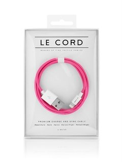 CABLE SOLID PINK