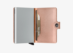 Miniwallet Metallic Rose na internet