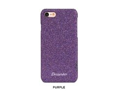 Case Glitter purple