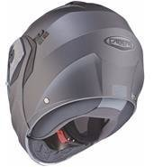 Casco Rebatible Caberg Duke Doble Visor Con Pinlock Gris/Mate - Cycles Motoshop