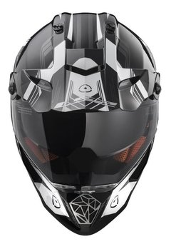 Casco Touring Cross Ls2 Mx436 Trigger Pioneer Doble Visor en internet