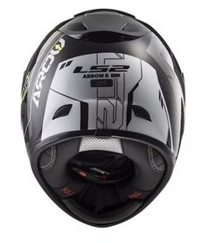 Casco Moto Integral Ls2 323 Arrow Rapid Evo Techno Cycles - tienda online