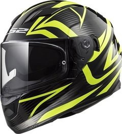Casco Ls2 320 Evo Jink Integral Doble Visor Cuotas Cycles