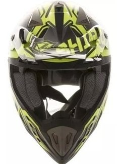 Casco Integral Shiro Thunder Mx 917 Oferta En Cycles - comprar online