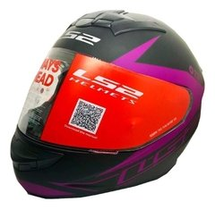 Casco Ls2 Ff352 Rookie Lighter Integral En Cycles - comprar online