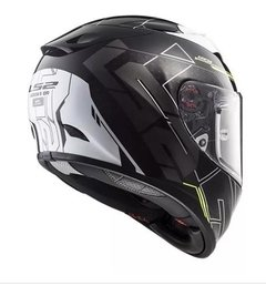 Casco Moto Integral Ls2 323 Arrow Rapid Evo Techno Cycles en internet