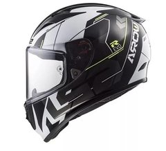 Casco Moto Integral Ls2 323 Arrow Rapid Evo Techno Cycles - comprar online