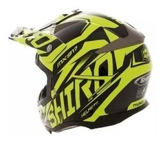 Casco Integral Shiro Thunder Mx 917 Oferta En Cycles - Cycles Motoshop