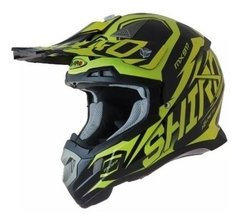 Casco Integral Shiro Thunder Mx 917 Oferta En Cycles