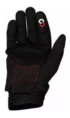 Guantes Moto Ls2 Nine To One Track Palma Reforzada Cycles - Cycles Motoshop