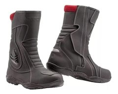 Botas Moto Nine To One Storm Cuero Protecciones Ls2 Cycles en internet