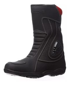 Botas Moto Nine To One Storm Cuero Protecciones Ls2 Cycles - Cycles Motoshop