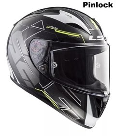 Casco Moto Integral Ls2 323 Arrow Rapid Evo Techno Cycles