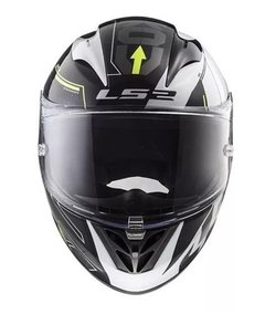 Casco Moto Integral Ls2 323 Arrow Rapid Evo Techno Cycles - Cycles Motoshop