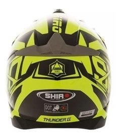 Casco Integral Shiro Thunder Mx 917 Oferta En Cycles en internet