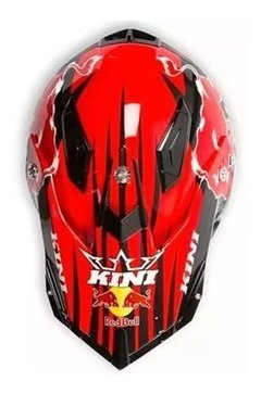 Casco Cross Shiro Thunder Mx 912 Kini Enduro Oferta Cycles - Cycles Motoshop