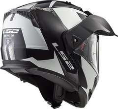 Casco Ls2 324 Rebatible Metro Evo Sub Brilla Oscuridad Cycle - comprar online