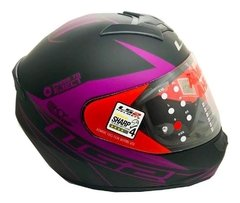 Casco Ls2 Ff352 Rookie Lighter Integral En Cycles - tienda online
