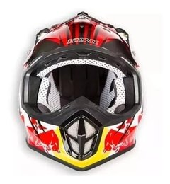 Casco Cross Shiro Thunder Mx 912 Kini Enduro Oferta Cycles - comprar online