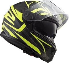 Casco Ls2 320 Evo Jink Integral Doble Visor Cuotas Cycles - Cycles Motoshop
