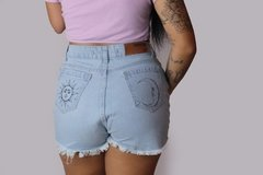 Short jeans Astral - moonlight clothing