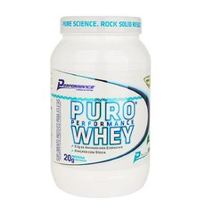 Puro Whey performance
