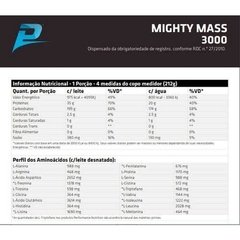 Mighty Mass na internet